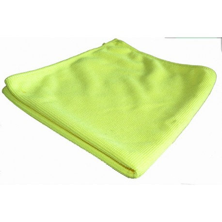 ABIO11 - Microfibre multi-surfaces picots 40 x 40 jaune