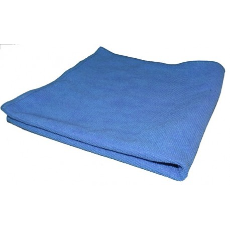 ABIO13 - Microfibre multi-surfaces picots 40 x 40 bleu