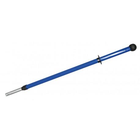 ABIO18 - Manche à balai télescopique boule 2 x 0.8 m