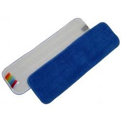 ABIO22 - Mop microfibre couleur 44 x 13 cm