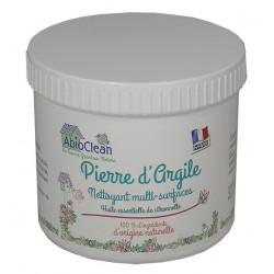 ABIO37 - Pierre d'argile blanche
