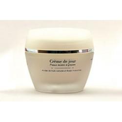Crème de Jour Peaux Mixtes et Peaux Grasses Mayaé