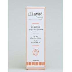 Masque Purifiant et Hydratant