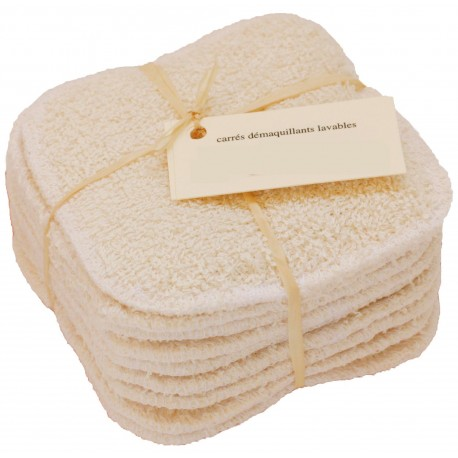 ECO 91 - Le carré démaquillant lavable